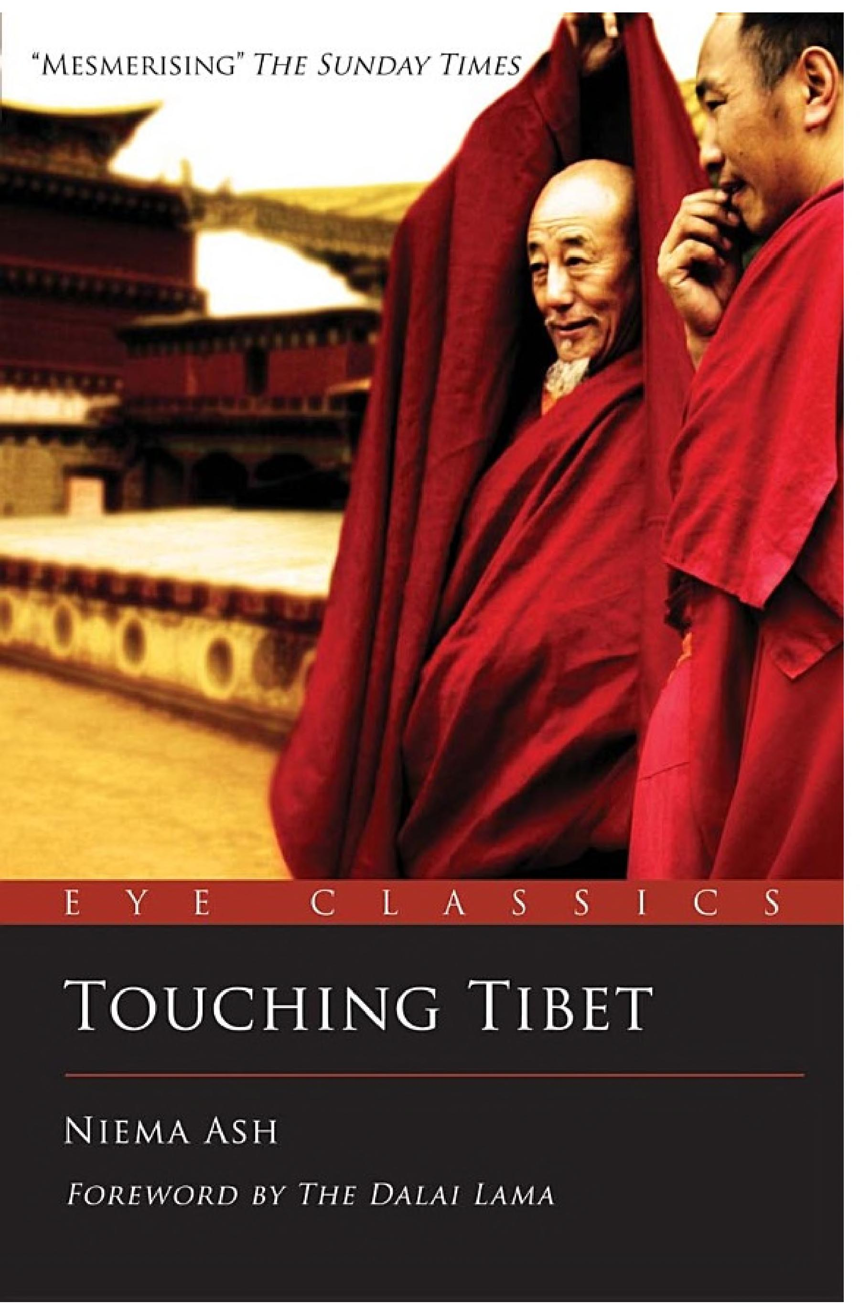 Touching Tibet
