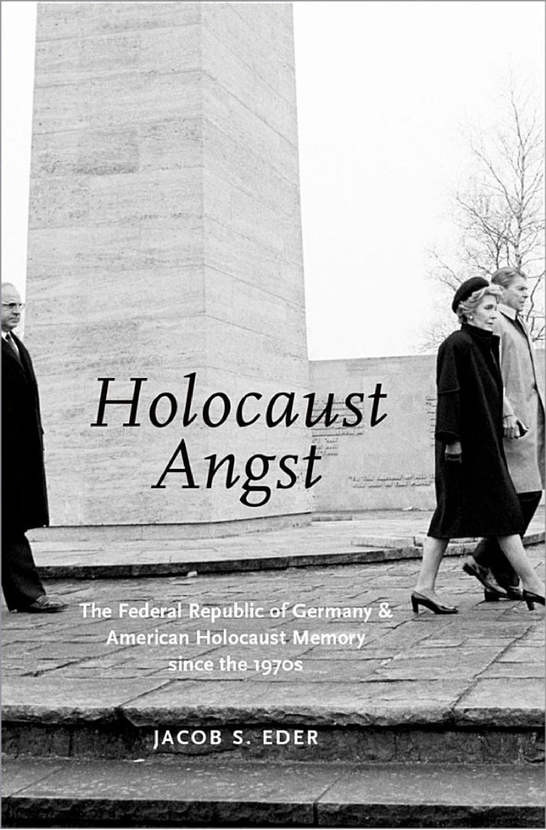 Holocaust Angst