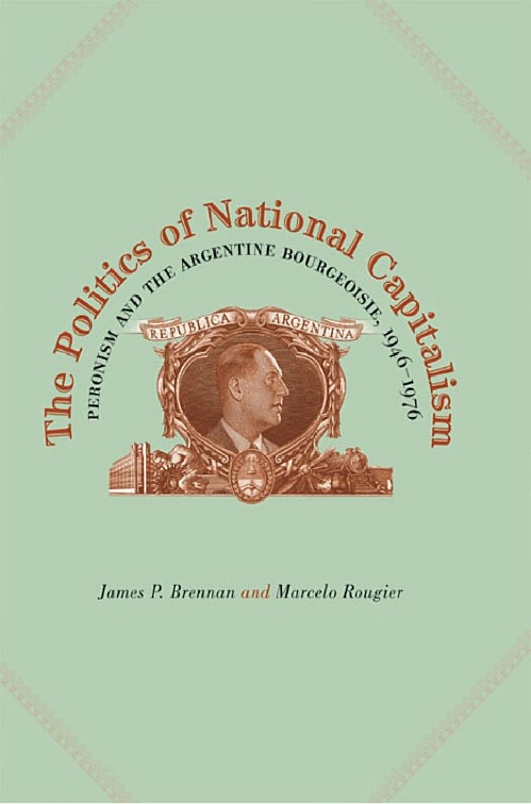 The Politics of National Capitalism